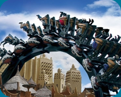 Phantasialand - Black Mamba